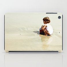 Found in the sea iPad Case