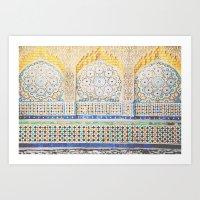 Tanger Art Print