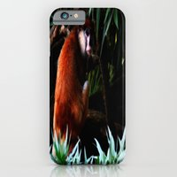 iPhone & iPod Case featuring Monkey by Denice Michalek