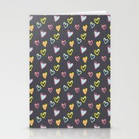 Rosewall love Stationery Cards
