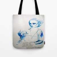 Pills... Tote Bag