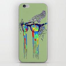 Technicolor Vision iPhone & iPod Skin