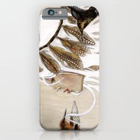 iPhone & iPod Case featuring Humming by Madelyne Joan Templeton