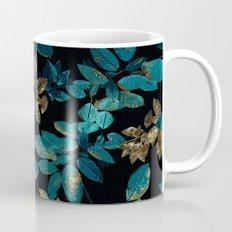Seamless Blossom Pattern Mug