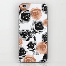 pixel rose iPhone & iPod Skin