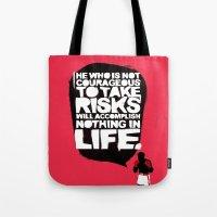 Cassius Clay Tote Bag