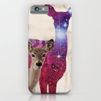 iPhone & iPod Case featuring The spirit IV by Laure.B