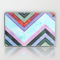 Adele Chevron {1B} Laptop & iPad Skin