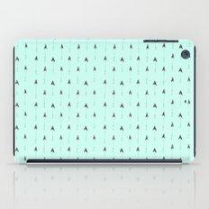 mint magic arrows iPad Case