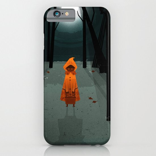 Woods Girl iPhone & iPod Case