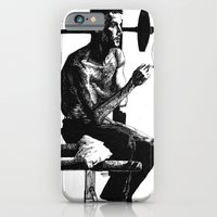 iPhone & iPod Case featuring In between sets by Sami Shah