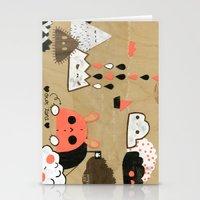 Tobermory Stationery Cards