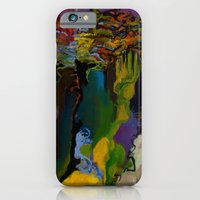 iPhone & iPod Case featuring Chicot detail  by Charl Agiza