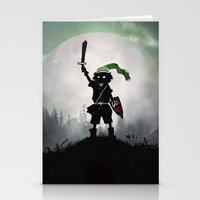 Link Kid Stationery Cards