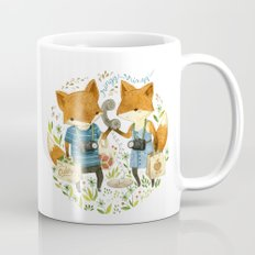 Fox Friends Mug