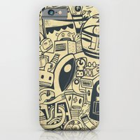 iPhone & iPod Case featuring Big by Exit Man