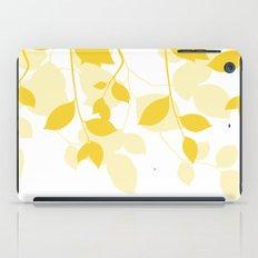 Spring Leaves iPad Case