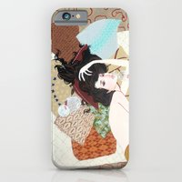 I's drown in burgundy for you iPhone 6 Slim Case