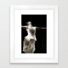 Surrender All Framed Art Print
