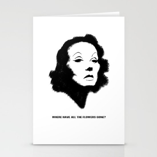 Marlene  Stationery Card