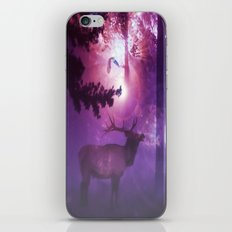 FANTASY-The enchanted forest iPhone & iPod Skin