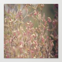 Berry Pretty Canvas Print
