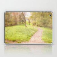 Winding Pathway Laptop & iPad Skin