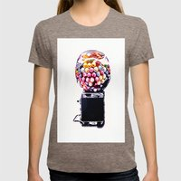 Gum Womens Fitted Tee Tri-Coffee SMALL