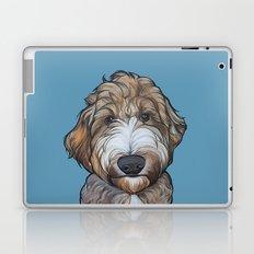 Seamus the Labradoodle Laptop & iPad Skin