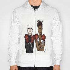 Warhol Basquiat Hoody