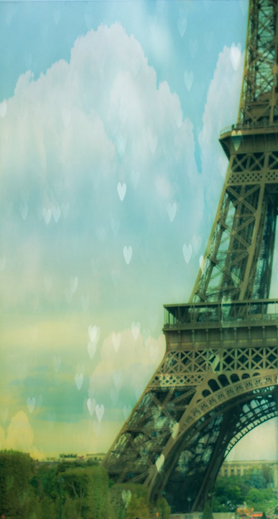 Paris Dreams Art Print