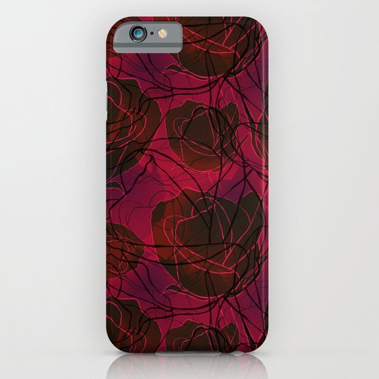 Red Roses iPhone & iPod Case