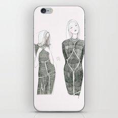 Pink Shibari  iPhone & iPod Skin