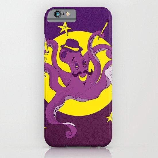 Bohemian Octopus iPhone & iPod Case
