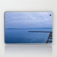 Blue Lake Laptop & iPad Skin