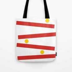 The Rise of Kong Tote Bag