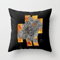 Original mix Throw Pillow