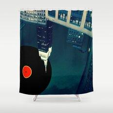 glazba Shower Curtain