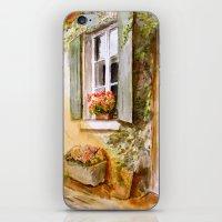A Window In Hungary iPhone & iPod Skin