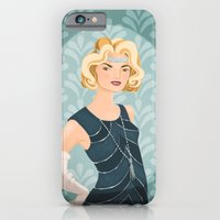 iPhone & iPod Case featuring Lady Rose by Alyssa Bermudez