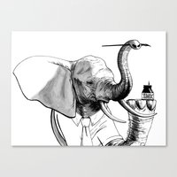 Got Ink ? Canvas Print