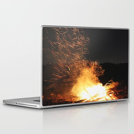 Fire Dance Laptop & iPad Skin