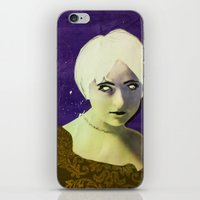 Victorian Purple iPhone & iPod Skin
