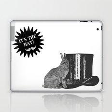 magic rabbit Laptop & iPad Skin