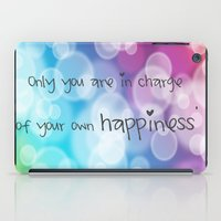 Charisma Bokeh iPad Case