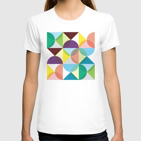 Geometry for Modern Houses (2010) T-shirt