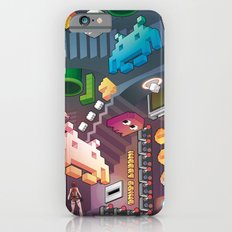 Lost in videogames iPhone 6 Slim Case