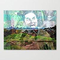 New Zealand. Canvas Print