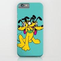 Cerberus iPhone 6 Slim Case