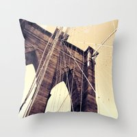 It took 14 years Throw Pillow